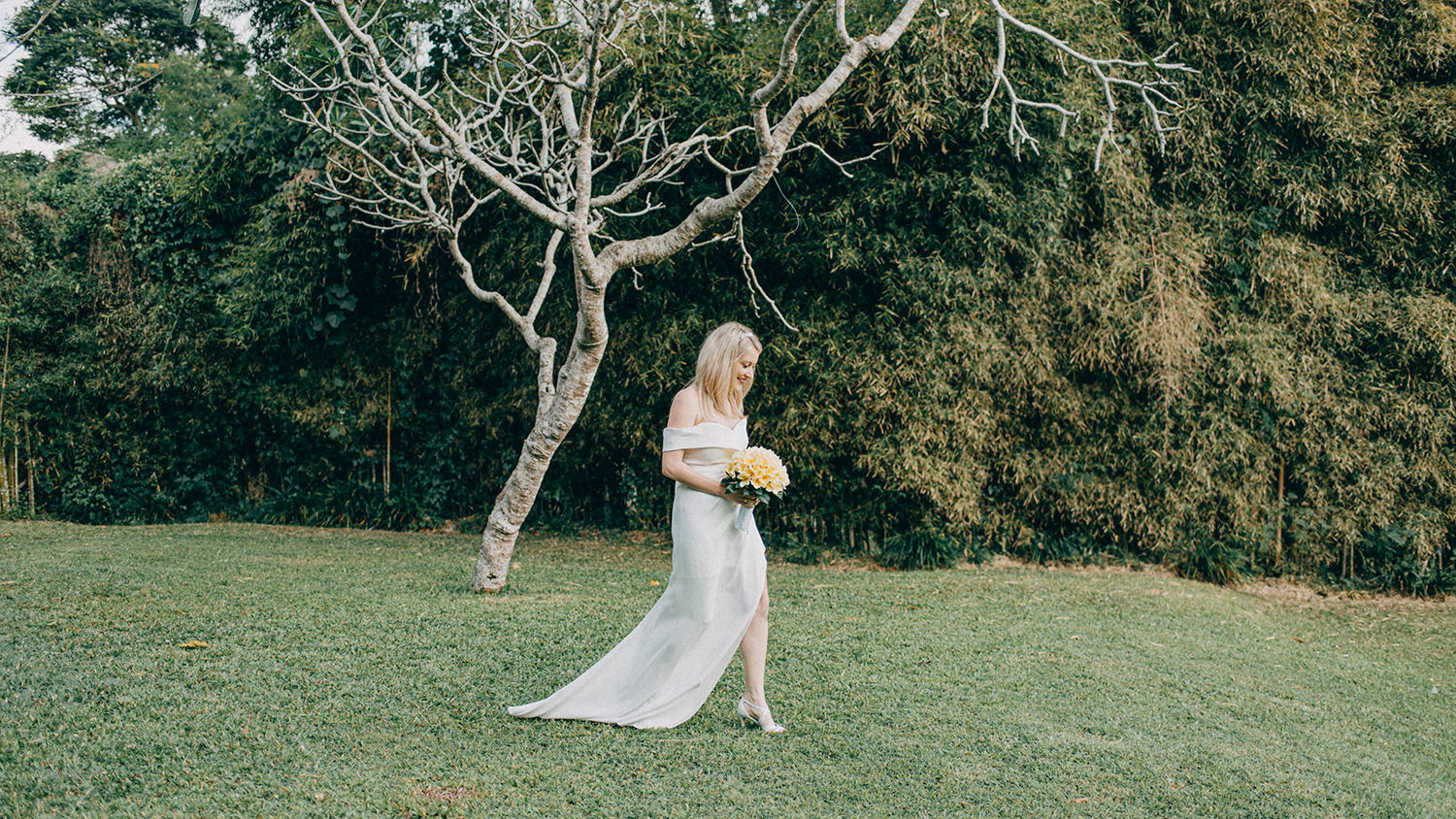 Elopement Wedding Video in Alila Ubud — Lovely Chris & Lucy