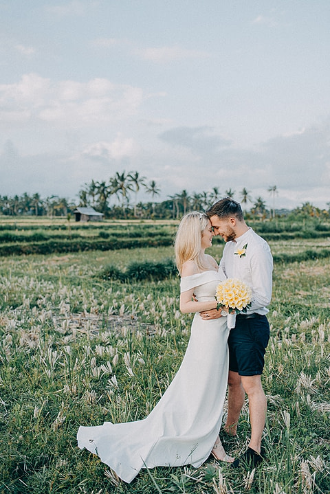 Elopement Wedding Video in Ubud – Chris & Lucy