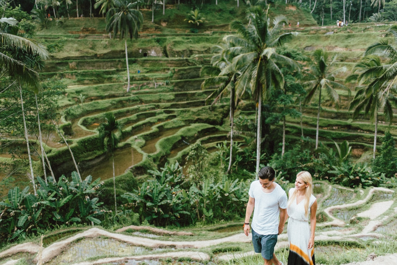 best honeymoon destinations in Bali
